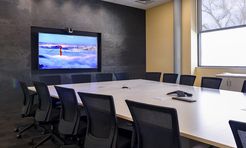 CRVI Zoomrooms Video Conference Large Boardroom